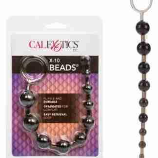 X-10 Beads - Black