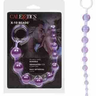 X-10 Beads - Purple